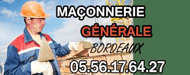Maçon bordeaux, maçonnerie générale à Bordeaux - LBG